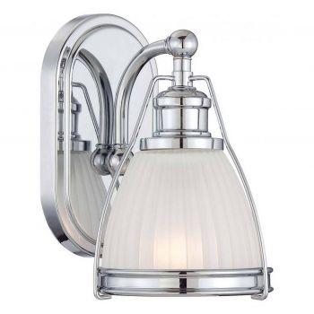"Minka Lavery 6"" Bathroom Vanity Light in Chrome"