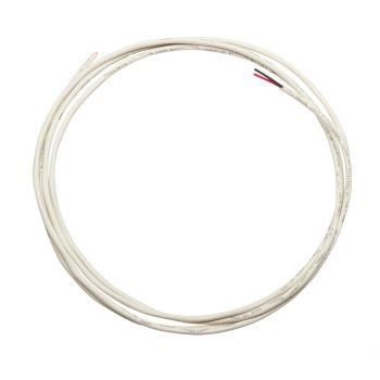 "Kichler 3000"" 16 AWG Low Voltage Wire in White"