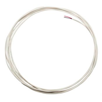 "Kichler 6000"" 18 AWG Low Voltage Wire in White"