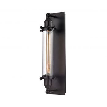 "ELK Fulton 19"" Wall Sconce in Oil Rubbed Bronze"