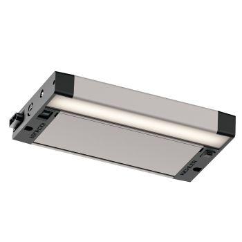 """Kichler 6U Series LED 8"""" 2700K/3000K Under Cabinet in Textured Nickel"""
