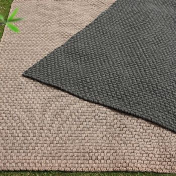 Uttermost Lydus 5 x 8 Indoor/Outdoor Rug in Light Taupe