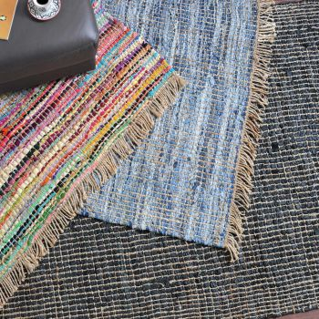 Uttermost Braymer 5 x 8 Hand Woven Rug in Multi-Color