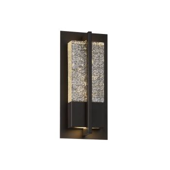 Modern Forms Omni 1-Light Outdoor Wall Light in Bronze