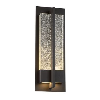 Modern Forms Omni Outdoor Wall Light in Bronze
