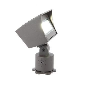 WAC Lighting 1-Light LED 120V Flood Light in Bronze