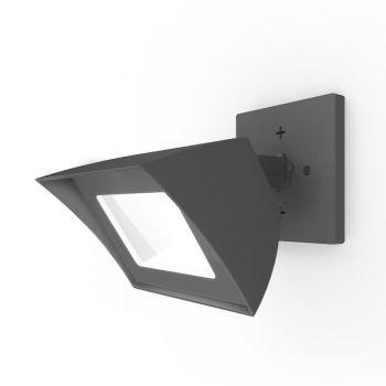 WAC Lighting 120V Endurance 1-Light Flood Energy Star LED Flood Light in Architectural Graphite