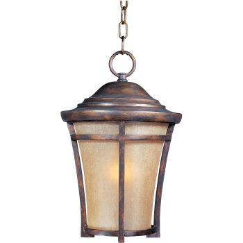 """Maxim Lighting Balboa VX EE 18.5"""" Outdoor Hanging, Copper"""