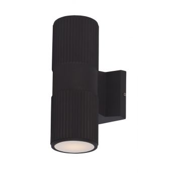 Maxim Lighting Lightray 2-Light LED Wall Sconce in Bronze