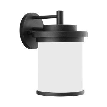 Sea Gull Lighting Winnetka Outdoor 1-Light Outdoor Wall Lantern in Forged Iron