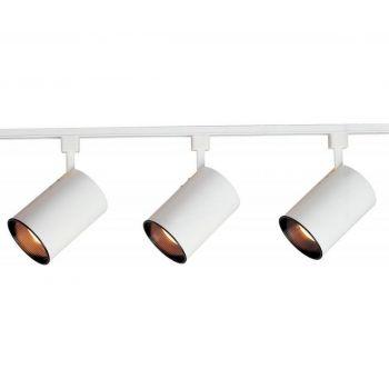 """Maxim Lighting Track 10"""" 3-Light Track Kit in White"""