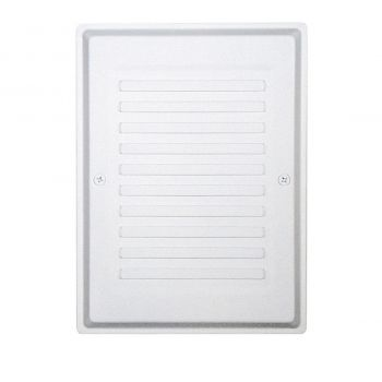 Craftmade Signature Matte White Paintable Door Chime