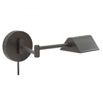 "House of Troy Delta 5.5"" Wall Lamp in Oil Rubbed Bronze"