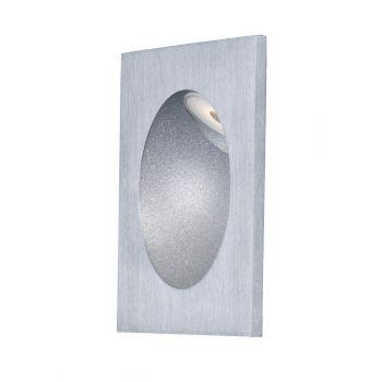 "ET2 Alumilux AL 3.25"" Outdoor Wall Mount in Satin Aluminum"
