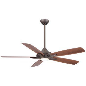 """Minka-Aire Dyno 52"""" Ceiling Fan in Oil Rubbed Bronze"""