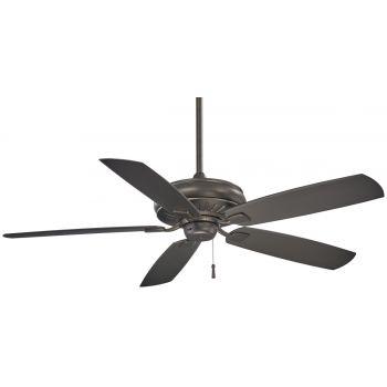 """Minka-Aire Sunseeker 60"""" Ceiling Fan in Smoked Iron"""