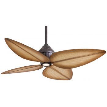 Minka-Aire Gauguin Ceiling Fan in Oil Rubbed Bronze
