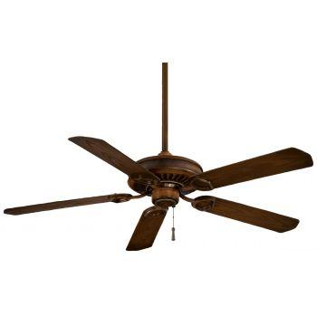 Minka-Aire Sundowner Ceiling Fan in Mossoro Walnut