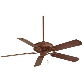 Minka-Aire Sundowner Ceiling Fan in Vintage Rust