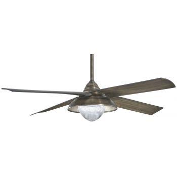 """Minka-Aire Shade 56"""" Ceiling Fan in Heirloom Bronze"""