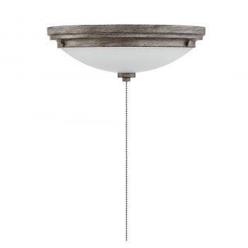 "Savoy House Lucerne 12"" LED 2700K Fan Light Kit in English Bronze"