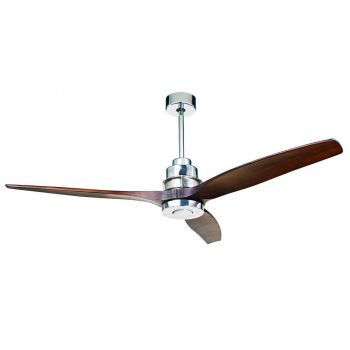 "Craftmade Sonnet 52"" Led Ceiling Fan w/ Kit And Blades in Chrome"