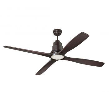 "Craftmade Ricasso 60"" Ceiling Fan in Oiled Bronze"