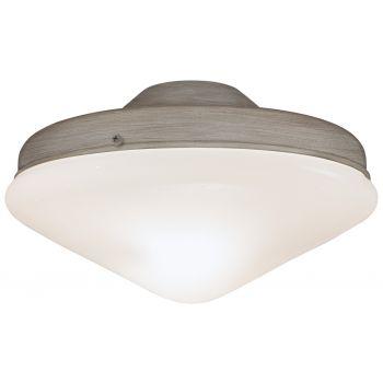 Minka-Aire 2 Bulb Light Kit in Driftwood