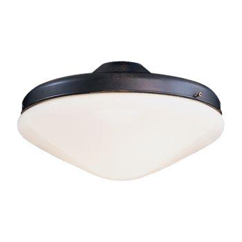Minka-Aire 2 Bulb Light Kit in Heritage