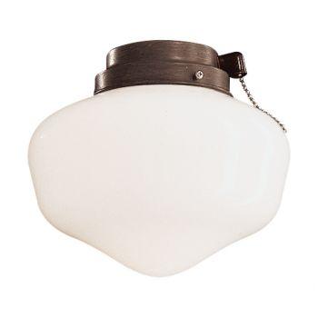 Minka-Aire 1 Bulb Light Kit in Oil Rubbed Bronze