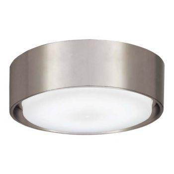 Minka-Aire Simple LED Light Kit in Brushed Nickel Wet