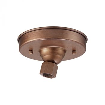 Millennium Lighting R Series Steep Slope Canopy Kit in Copper