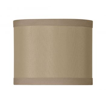 "Craftmade Design & Combine 5.5"" Mini Drum Shade in Flax"
