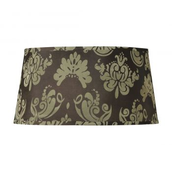 """Craftmade Design & Combine 20"""" Shade in Brown Damask"""