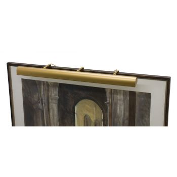 "House of Troy Traditional 36"" Picture Light in Gold Finish"