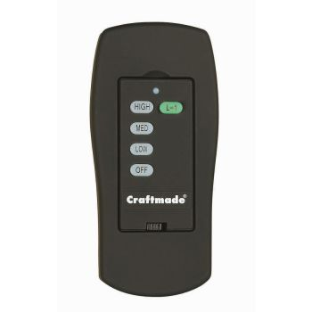 Craftmade Universal Intelligent Receiver, Hand Set or Wall Control