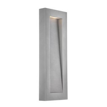 Modern Forms Urban 2-Light Outdoor Wall Light in Graphite