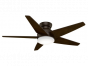 """Casablanca Isotope 52"""" 2-Light LED Indoor Ceiling Fan in Bronze/Brown"""