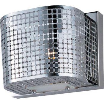 Maxim Lighting Mirage   Bathroom Vanity Light in Polished Nickel