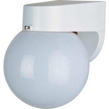 Maxim Lighting Side Door EE 1-Light 1-Light Outdoor Wall Mount in Black