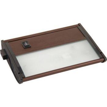 Maxim Lighting CounterMax MX-X12-LX 1-Light 1-Light Under Cabinet in Anodized Bronze