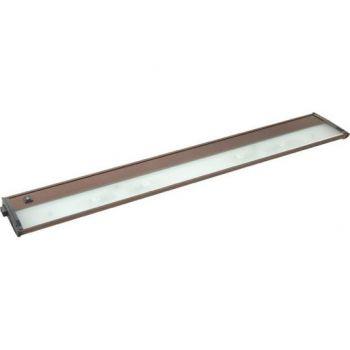 Maxim Lighting CounterMax MX-X12-LX 4-Light 4-Light Under Cabinet Kit in Anodized Bronze