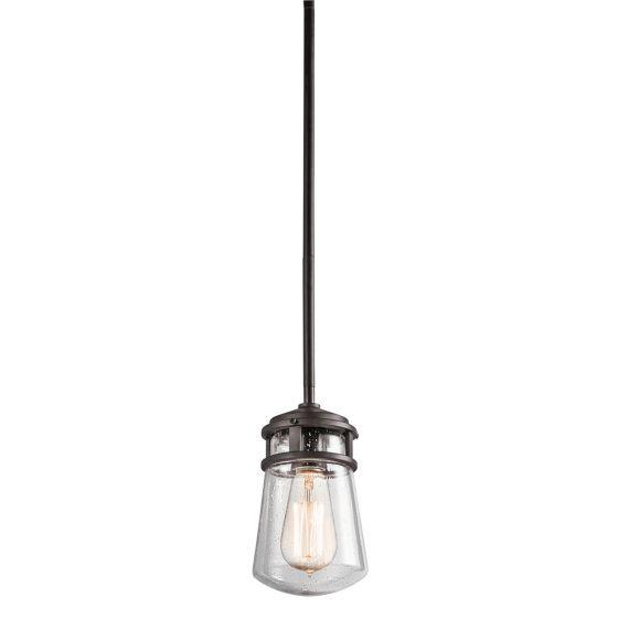 Kichler Lyndon Outdoor Hanging Pendant Light