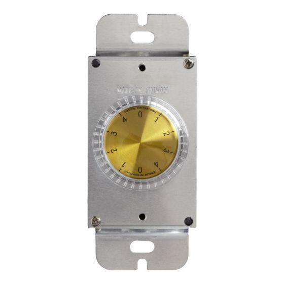 Quorum Fan Accessories 4-Speed Rotary Fan Remote in White