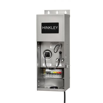 Hinkley 0600SS Outdoor Landscape Transformer in Stainless Steel