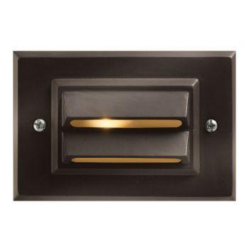 Hinkley 1546BZ-LED 1-Light LED Outdoor Landscape Deck Horizontal LED in Bronze