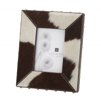Dimond Home Holstein Frame in Black and Cream
