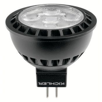 Kichler Landscape ANSI MR16 15 Degree 3000K LED Lamps in Black