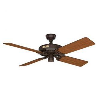"Hunter Original 52"" Outdoor Ceiling Fan in Chestnut Brown"