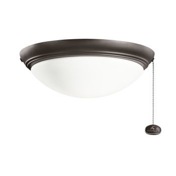 Kichler Accessories Low Profile Large Light Kit in Satin Natural Bronze
